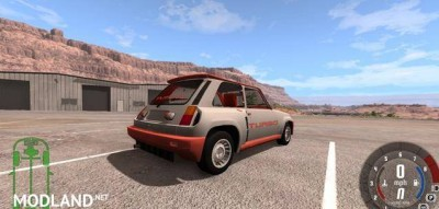 Renault 5 Turbo [0.6.0], 3 photo